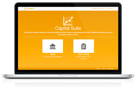 Capital Suite™ on a Macbook